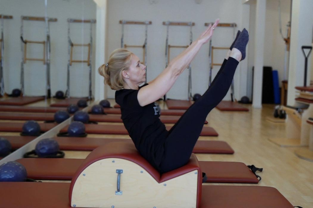 Catarina Palma in de Pilates Studio - Palma Personal Training