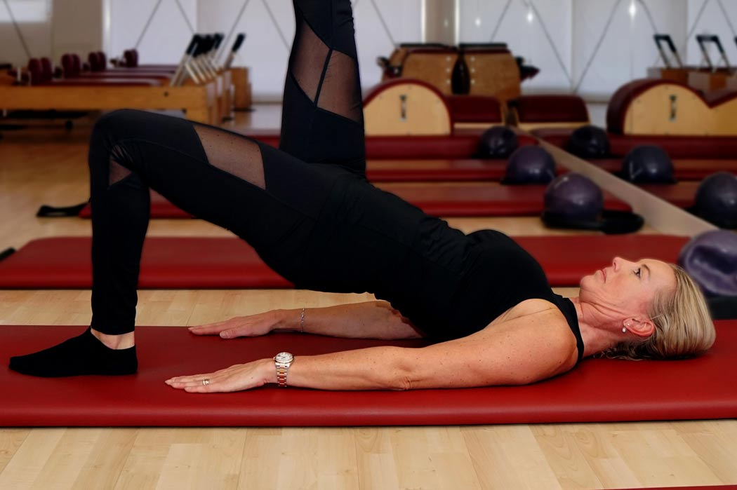 Sabine Morosini in de Pilates Studio - Palma Personal Training