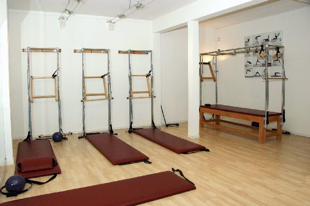 Palma Pilates Studio Den Haag - wall units
